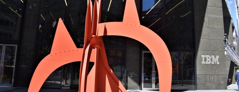 NYC's IBM Building