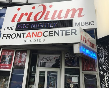 Iridium Theater History