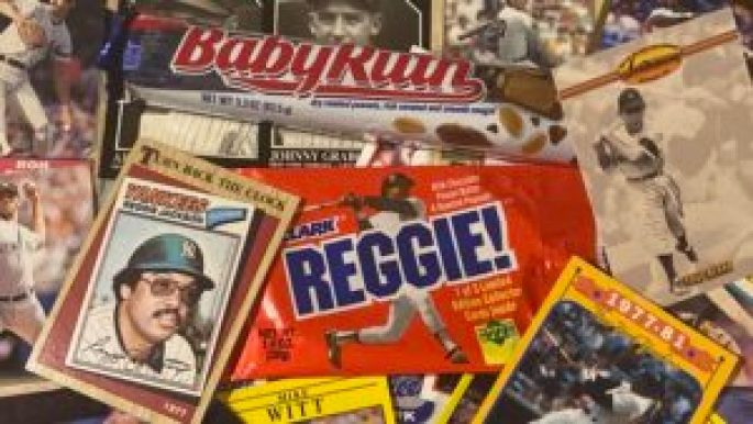 History of the Baby Ruth Bar and Reggie Bar