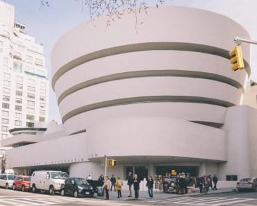 Guggenheim Museum History