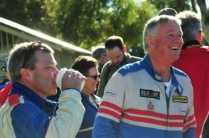 Neil Cuthbert and David Officer