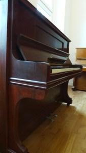 Klavier Grotrian Steinweg Seite