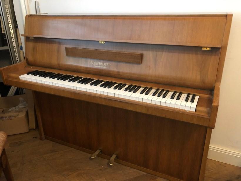 Pianino Schiedmayer