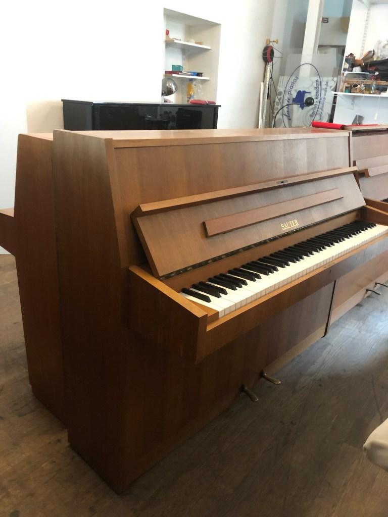 Klavier Sauter gebraucht