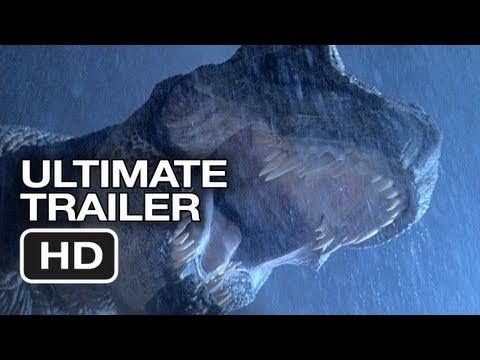 Jurassic Park 3D Ultimate Trailer – Steven Spielberg Classic HD Movie