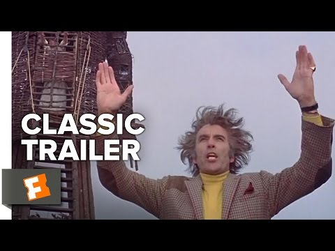 The Wicker Man (1973) Official Trailer – Christopher Lee, Diane Cilento Horror Movie HD