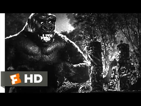 King Kong (1933) – The Bride of Kong Scene (1/10) | Movieclips