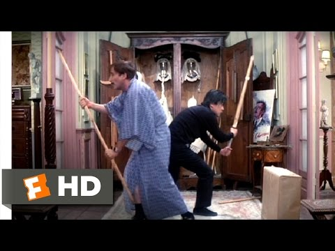 The Pink Panther Strikes Again (1/12) Movie CLIP – Cato Attacks (1976) HD