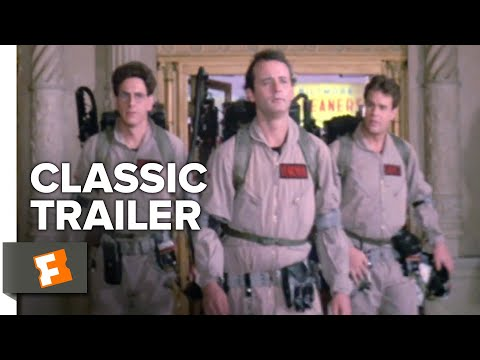 Ghostbusters (1984) Trailer #1 | Movieclips Classic Trailers