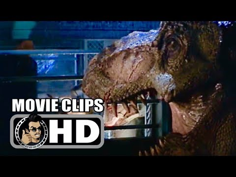 THE LOST WORLD: JURASSIC PARK – 5 Movie Clips + Classic Trailer (1997) Steven Spielberg Movie HD