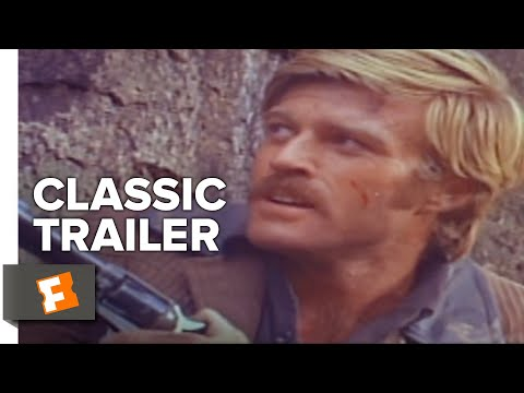 Butch Cassidy and the Sundance Kid (1969) Trailer #1 | Movieclips Classic Trailers