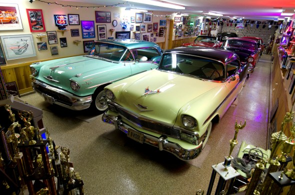 Classic car haven