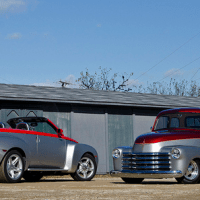 FEATURE STORY: 1947 Chevrolet 3100 & 2003 Chevrolet SSR