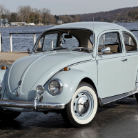 VIDEO: 1975 Volkswagen Beetle