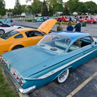 CRUISE NIGHT: Rolling Meadows, Illinois