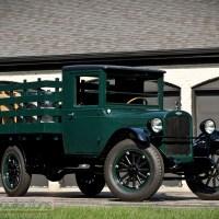 FEATURE: 1927 Chevrolet Capitol 1-Ton Truck