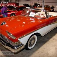 MCACN: 1958 Ford Fairlane 500 Sunliner