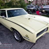 ON THE ROAD: 1969 Pontiac GTO Judge