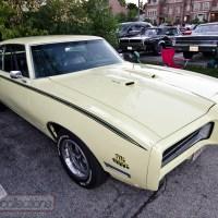 ON THE ROAD: 1969 Pontiac GTO Judge