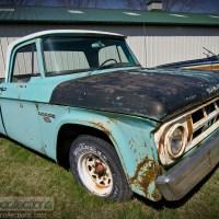FEATURE: 1963 Dodge D200 - 'Superman: Man of Steel'
