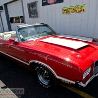 ON THE ROAD: 1971 Oldsmobile 442