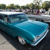 CRUISING: 1965 Chevrolet Chevy II Nova Wagon