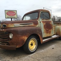 Project: 1950 Ford F1 Pickup