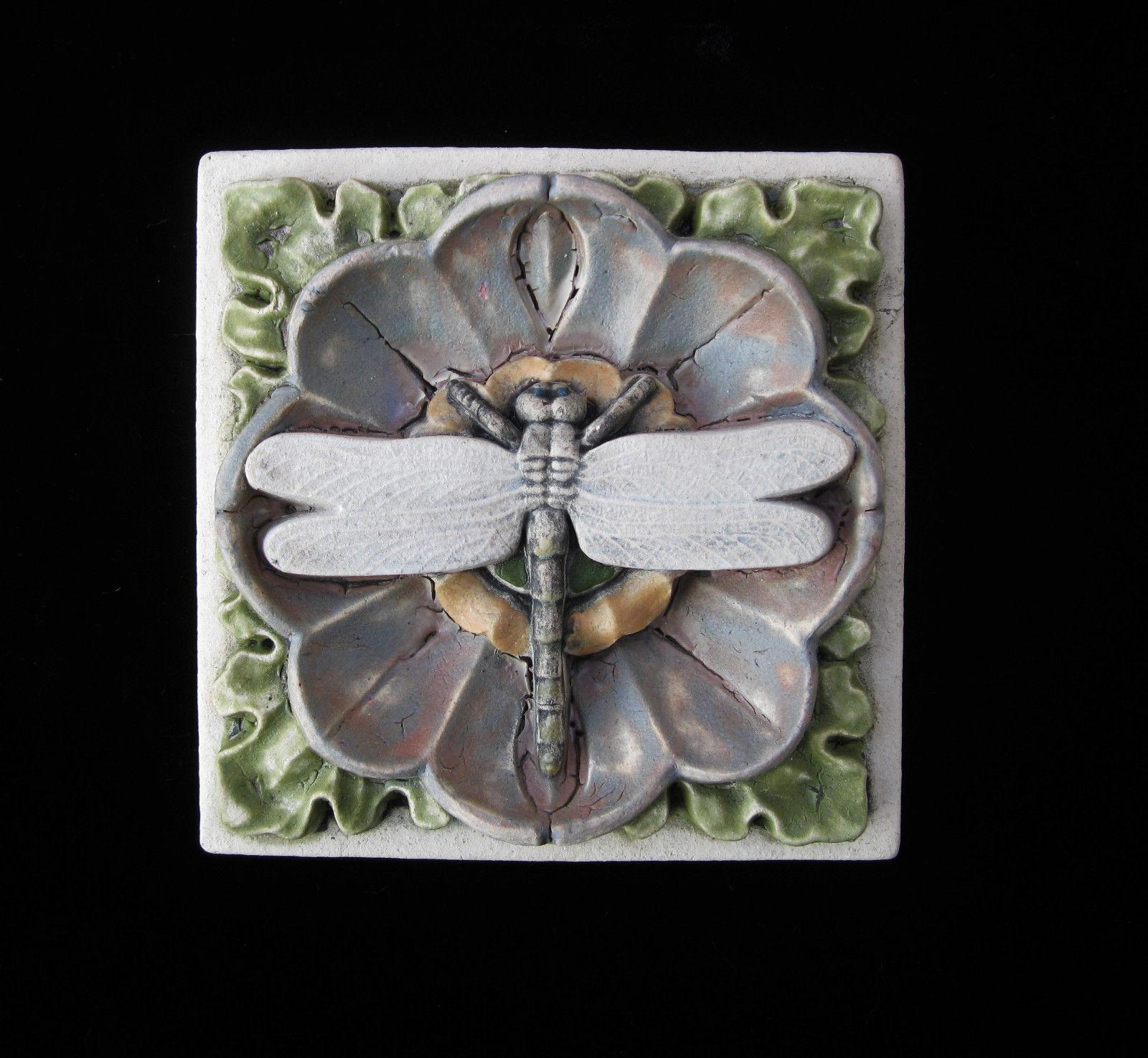 figural arts crafts tiles