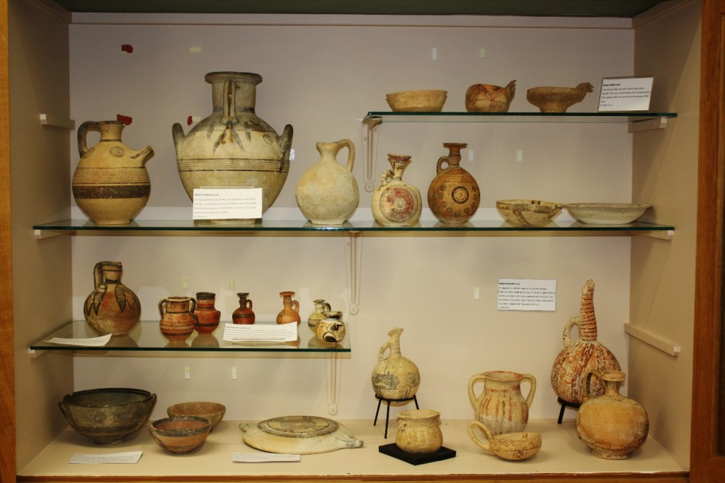 selection of objects from the Bridges collection