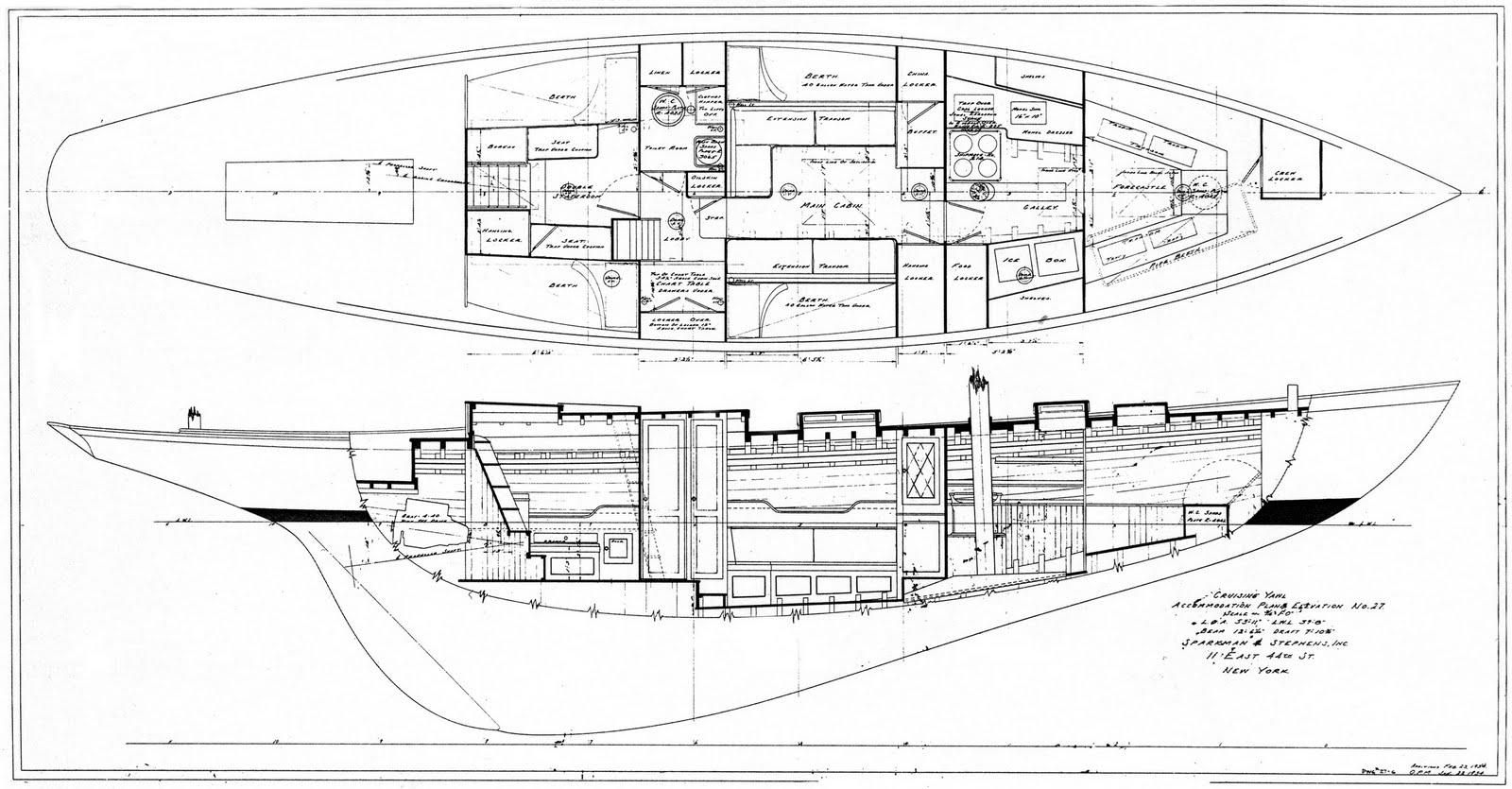 Category Archive For Sailboats 40 60ft LOA Classic