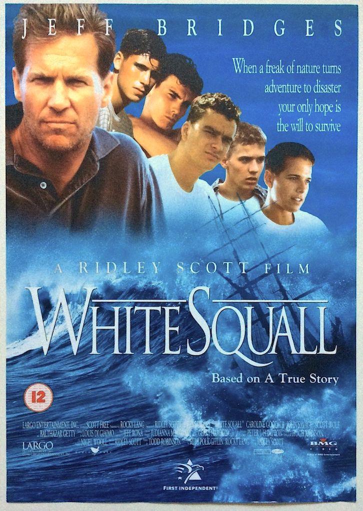 White Squall – Reissende Strömung