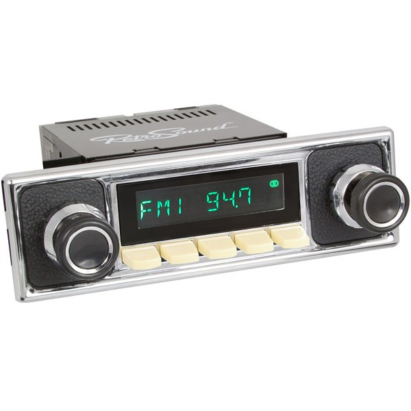 Radio RetroSound SB Ivory Pebble (DAB)