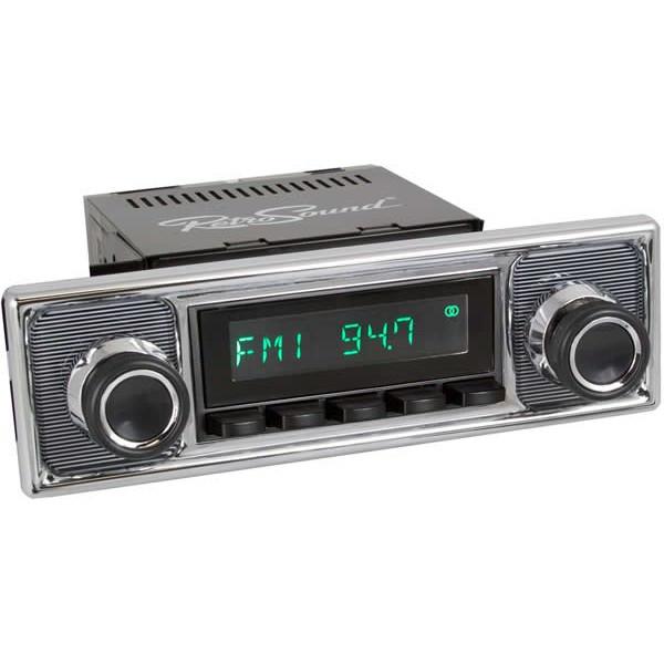Radio RetroSound SD Black Pinstripe (DAB)
