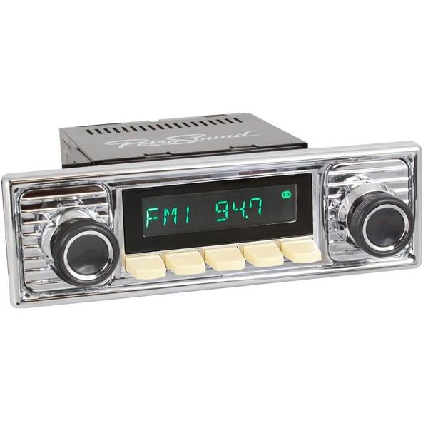 Radio RetroSound SD Ivory Scalloped (DAB)