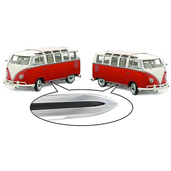 241853571 Listwy Progowe Chrom VW Bus T1 Samba