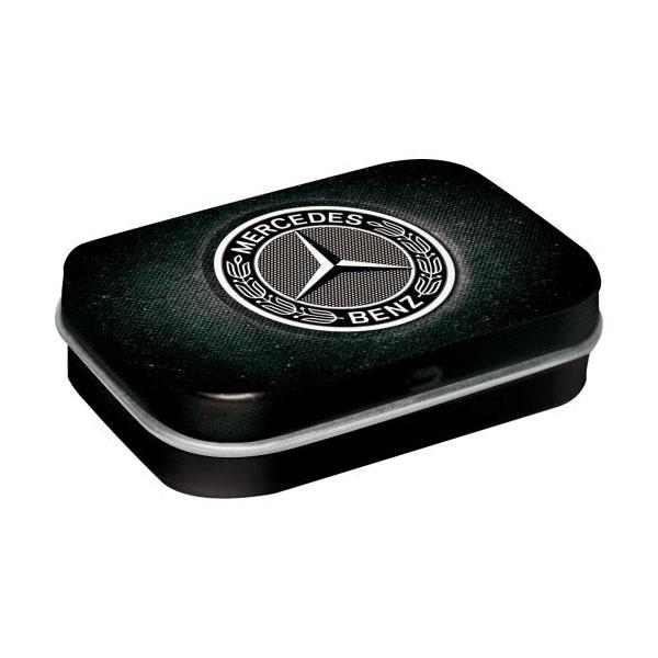 """Pastylki Miętowe (Mint Box) """"Logo MB"""" Mercedes"""