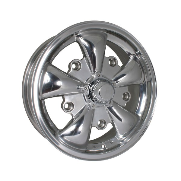 AC601009P Felga SSP GT 5 Spoke Polished Alloy Wheel 5.5Jx15