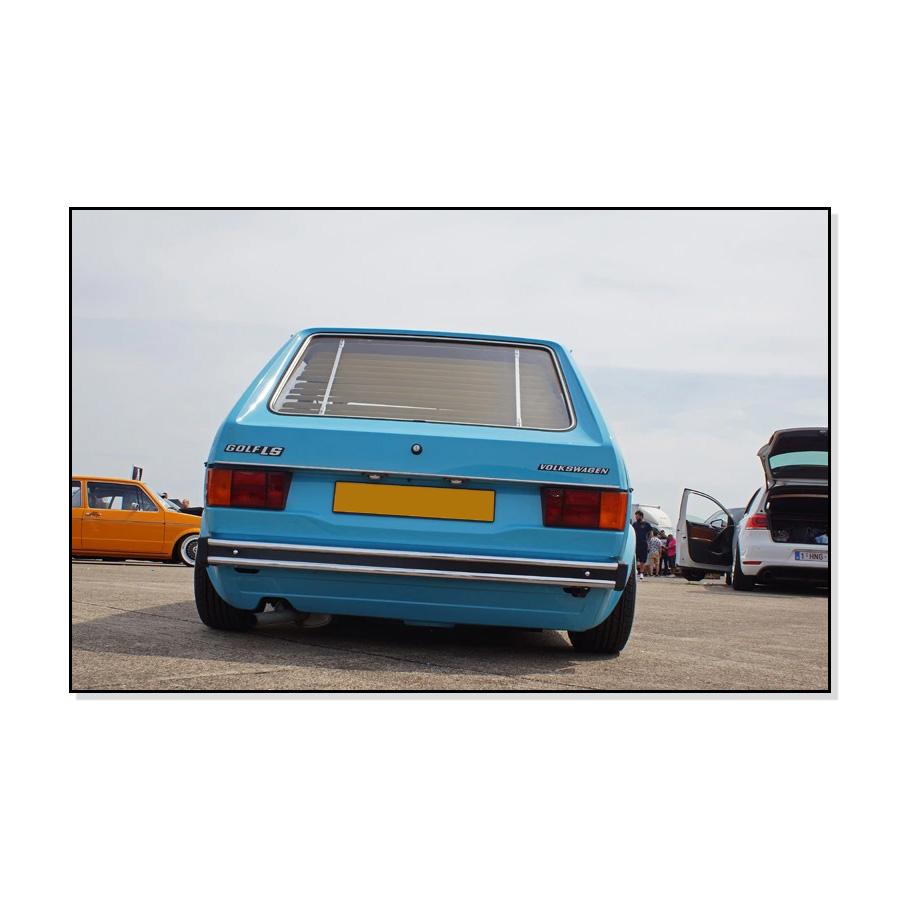 Tylna Roleta Żaluzja Retro Style VW Golf 1