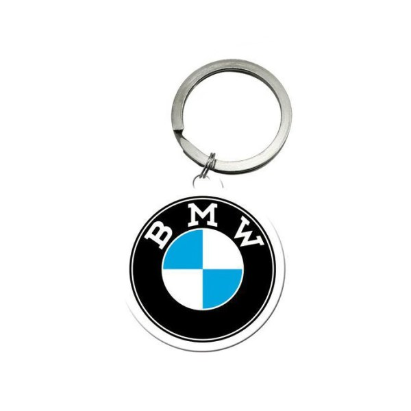 """Breloczek Do Kluczy """"Logo BMW"""""""