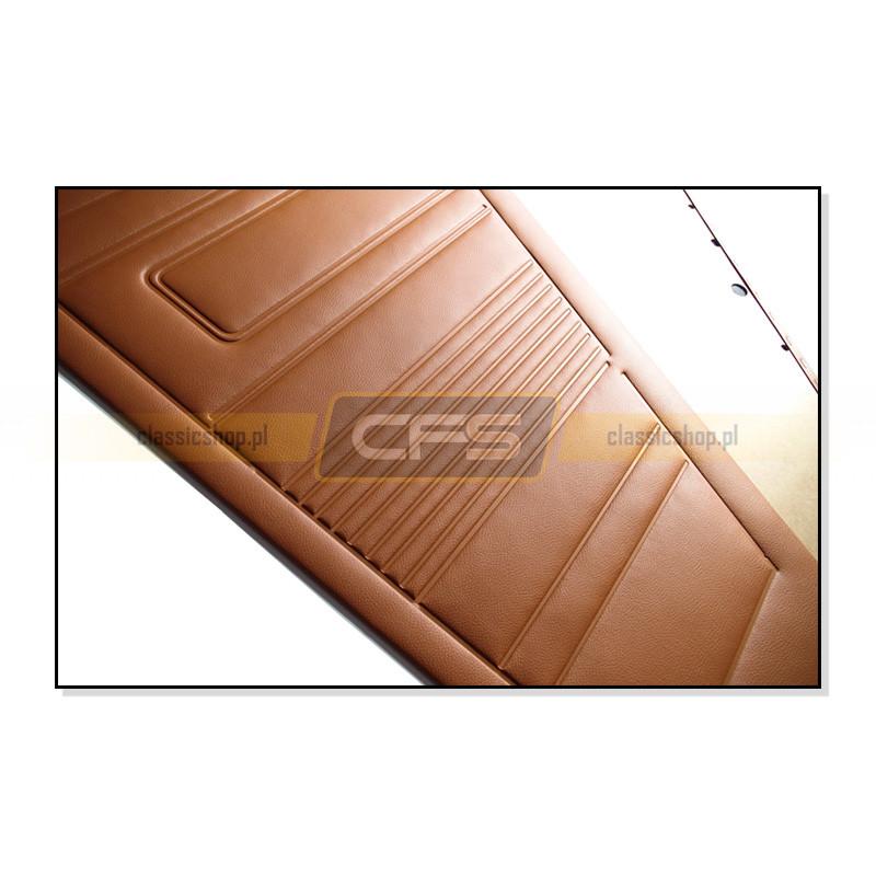 Tapicerki Tylne Kabiny Tobacco (OEM) VW Bus T3 (79-84)