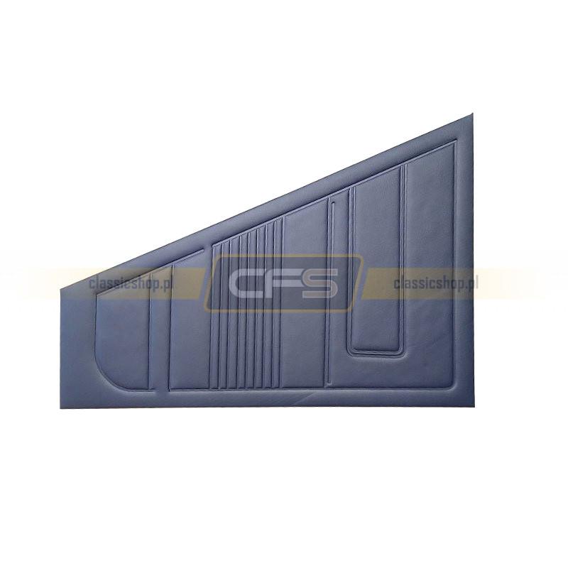 Tapicerki Wnętrza Granatowe (Komplet) VW Bus T3 (84-92)