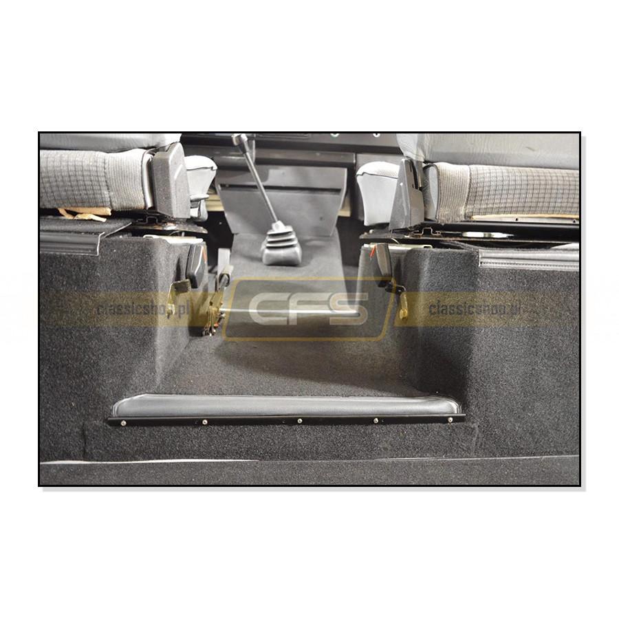 Dywany Podłogi Beżowe (Komplet) VW Bus T3 (Benzyna i Diesel)