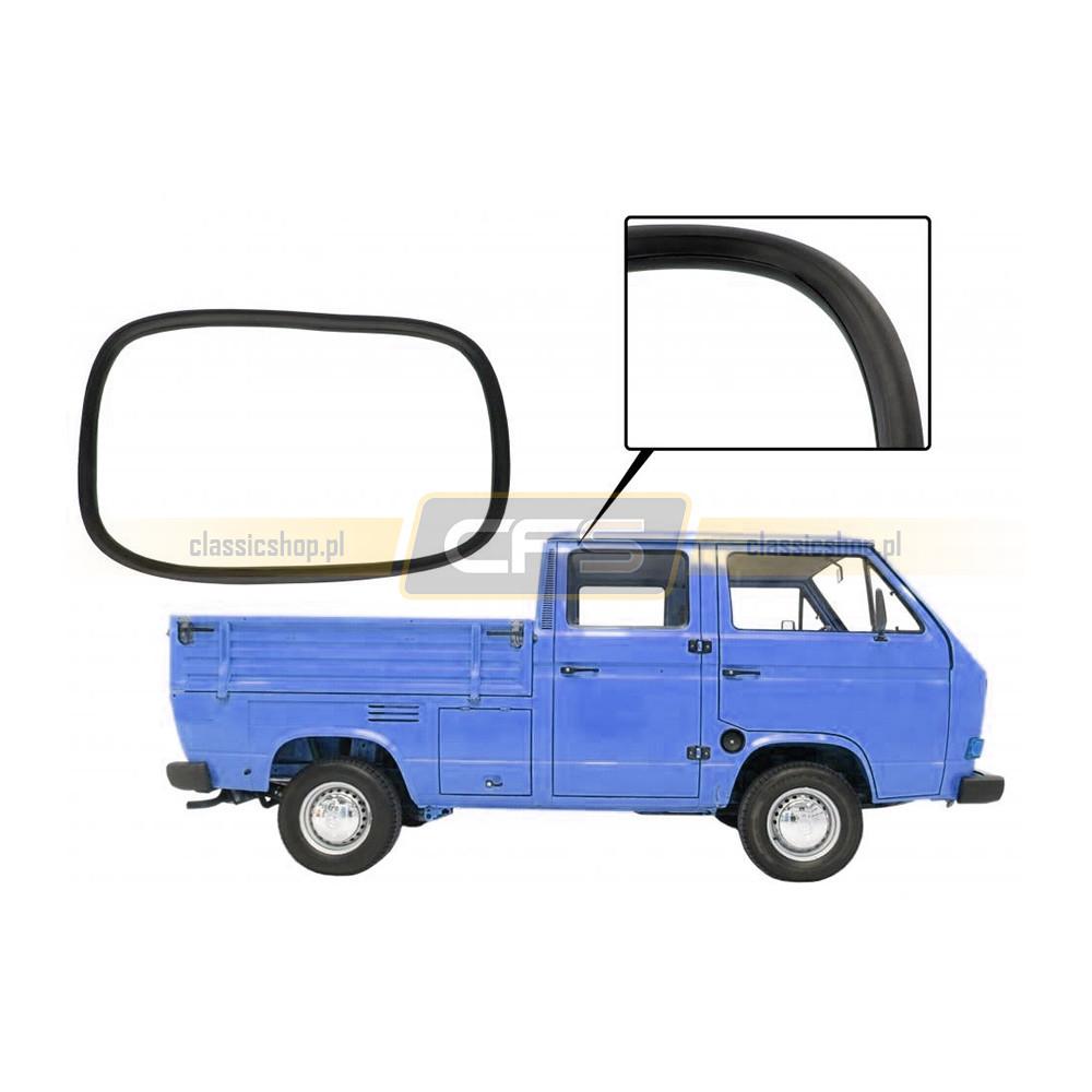 Uszczelka Szyby Bocznej Kabiny VW Bus T3 Doka