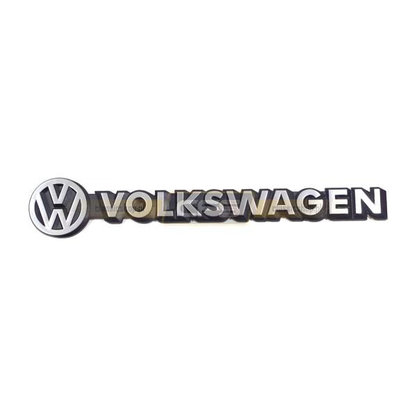 "Emblemat Tylny ""VW Volkswagen"" (ORG) VW Bus T3"