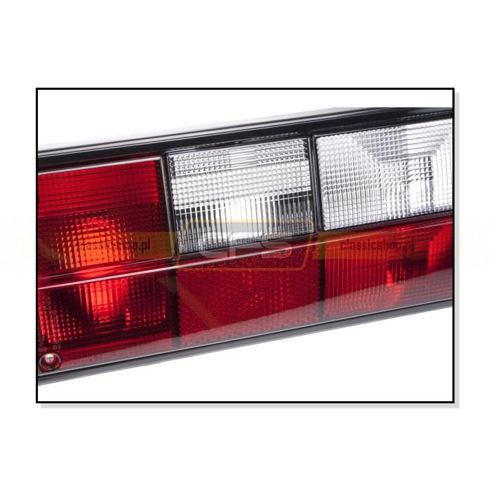 Lampy Tylne Biało/Czerwone (Komplet) VW Bus T3