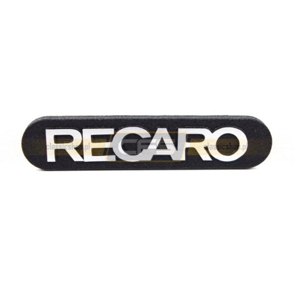 """Emblemat """"RECARO"""" Do Foteli (Uniwersalny)"""