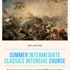 Intermediate Classics Exam Preparation Course
