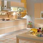 Грамотное освещение кухни