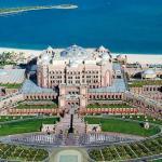 Emirates Palace – один из дорогих отелей мира