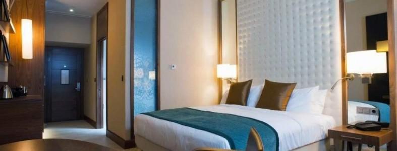 Мебель и освещение в отеле 02